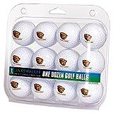 LinksWalker NCAA Oregon State Beavers - Dozen Golf Balls