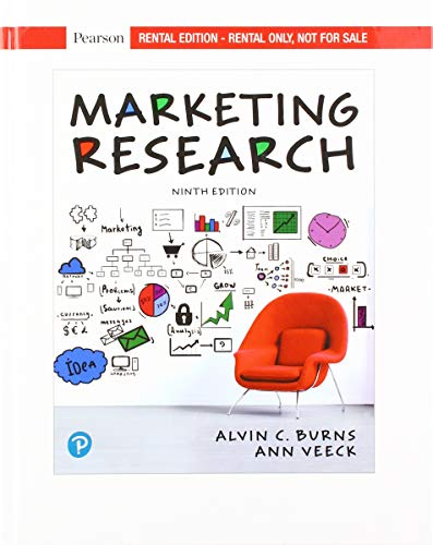 Marketing Research [RENTAL EDITION] (9th Edition)