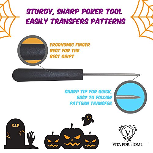 Pumpkin-Carving-Kit-4-Piece-Reusable-Stainless-Steel-Tools-Set-with-10-Halloween-Carving-Pattern-Stencils