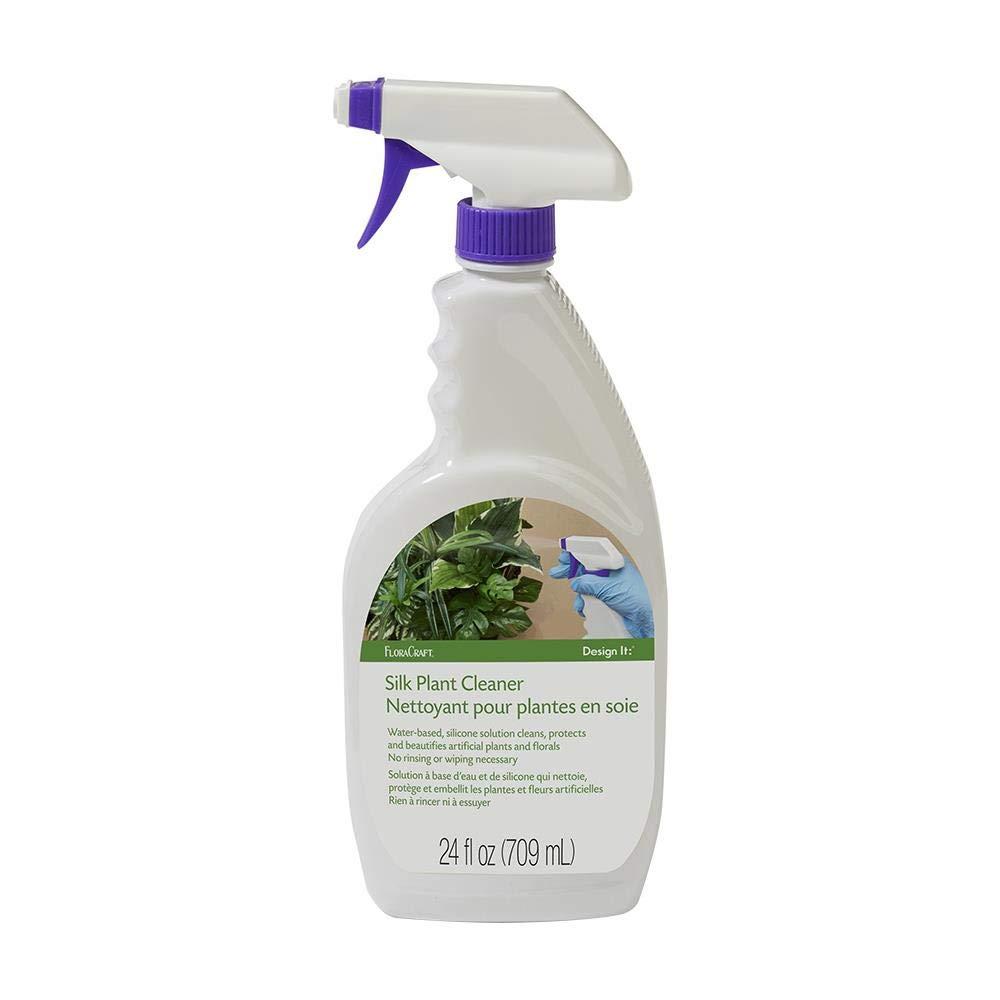 FloraCraft Silk Plant Cleaner Spray - 24 oz.