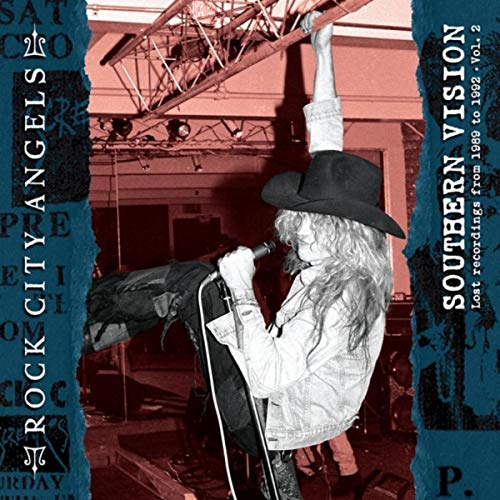 Southern Vision: Lost Recordings from 1989 to 1992, Vol. 2 (Visions Of The City)