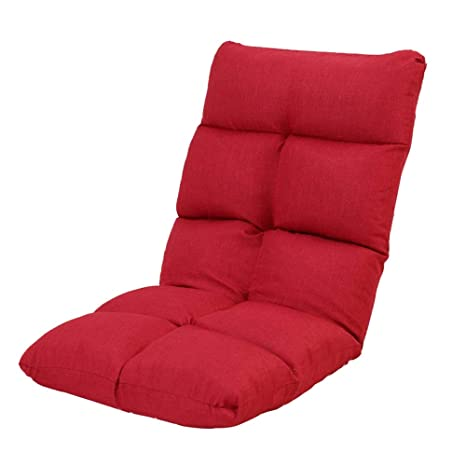 Pleasant Amazon Com Luxury Lazy Sofa Chaise Lounge Floor Chair Theyellowbook Wood Chair Design Ideas Theyellowbookinfo