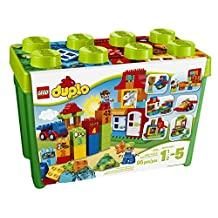 LEGO DUPLO My First Deluxe Box of Fun - 10580