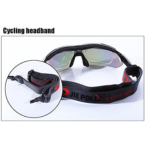 Protección D Deportivas E Grupos UV Polarizadas Sol Alpino 5 De Ciclismo Lentes Unisex Pesca Gafas HECHEN Gafas De Esquí Intercambiables qU4HxYww