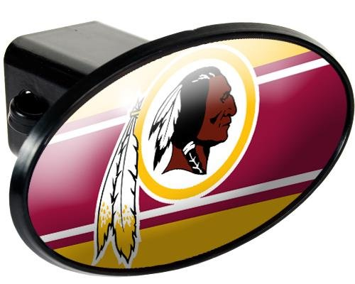 NFL Washington Redskins Trailer Hitch Cover (Jar Candy Nfl)