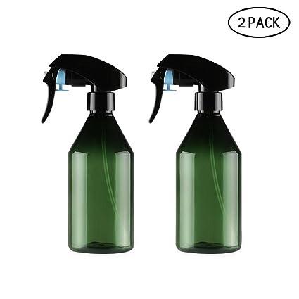 FOONEE - Botella de espray vacía de plástico, 300 ML, para riego de Botellas