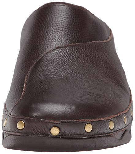 Fit For Fun Gogh Clog With Studs - Zuecos Mujer Chocolate Brown