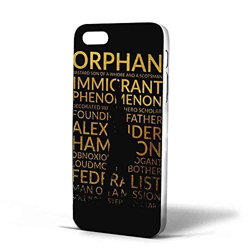 alexsander hamilton quote, Iphone Case Cover iPhone 5c White