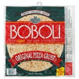Boboli Original Pizza Crust, 14 Oz - 6 Packs
