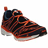 zoot shoes - Zoot Men's Ultra Kalani 3.0 Running Shoe,Black/Insignia/Flame,10.5 M US