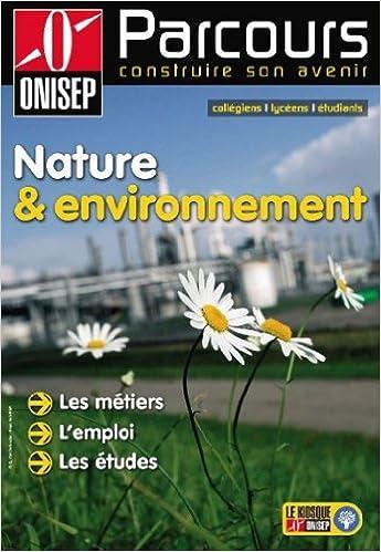 Téléchargements de fichiers pdf ebook gratuits Nature et environnement ePub