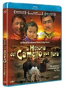La historia del camello que llora [Blu-ray]