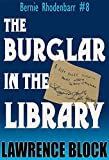 Front cover for the book The Burglar in the Library by Lawrence Block
