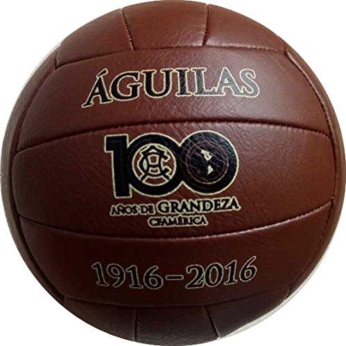 クラブアメリカレトロミニサッカーボール( Mini Balon ) s1 B077GKB6R1