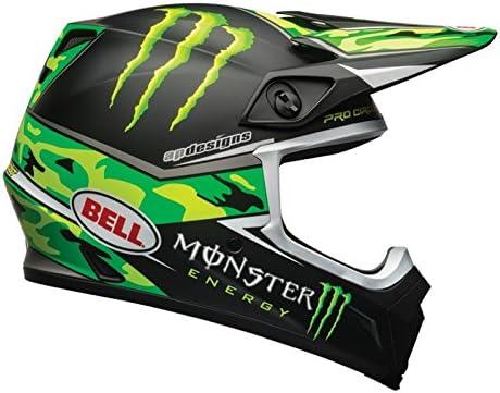Mejor casco Motocros Bell