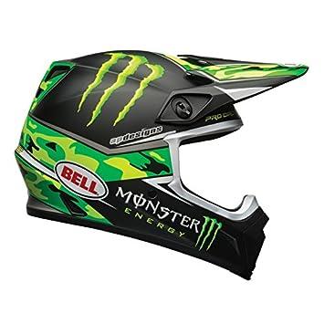 Bell Cascos MX 2017Â MX-9Â MIPS casco de adulto, Pro circuito Monster rÃ