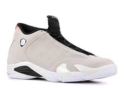 5dde9120078a Image Unavailable. Image not available for. Color  Air Jordan 14 Retro  Desert  Sand  ...