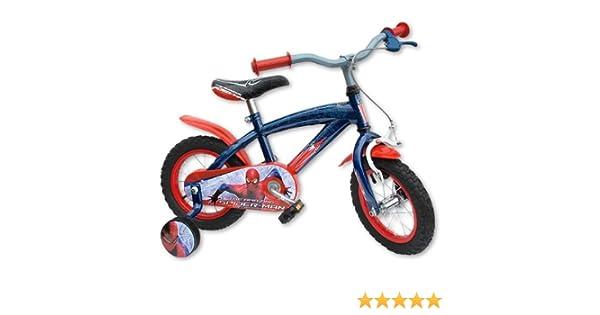 Stamp sm140368se – Bicicleta Spiderman 14 Rueda raggiata Todo ...