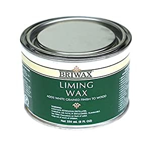 Briwax Liming Wax 8oz Can