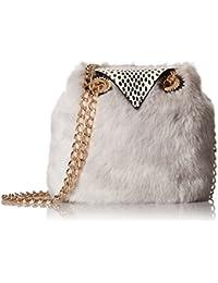 Kitsch Give A Hoot Owl Crossbody Bag