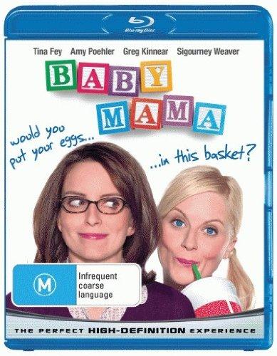 Baby Mama Blu-ray