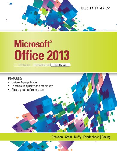 Microsoft Office 2013: Illustrated, Third Course Pdf
