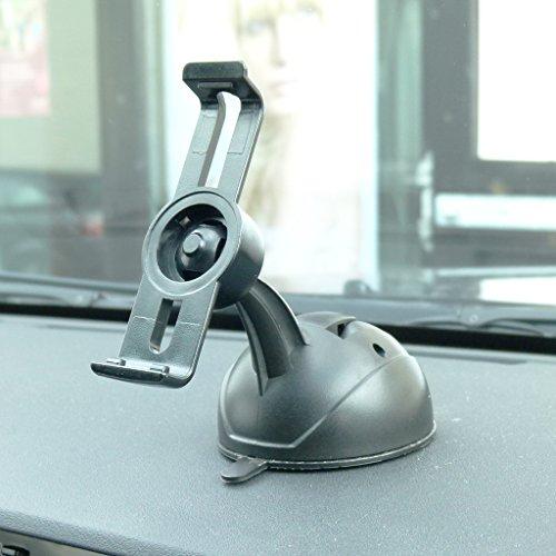 ZS Stick Anywhere Multi Surface Suction Car Dashboard Mount for the Garmin Nuvi 1100, 1100LM (SKU 31204) - Garmin Nuvi Dash