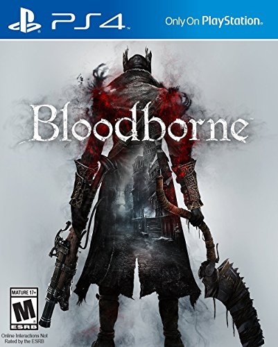 Top 10 best bloodborne ps4 game of the year