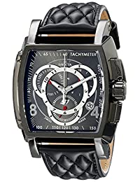 Invicta Men's 15792 S1 Rally Analog Display Swiss Quartz Black Watch