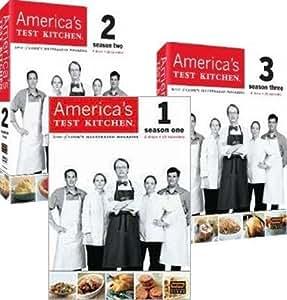 America S Test Kitchen Dvd Complete Set