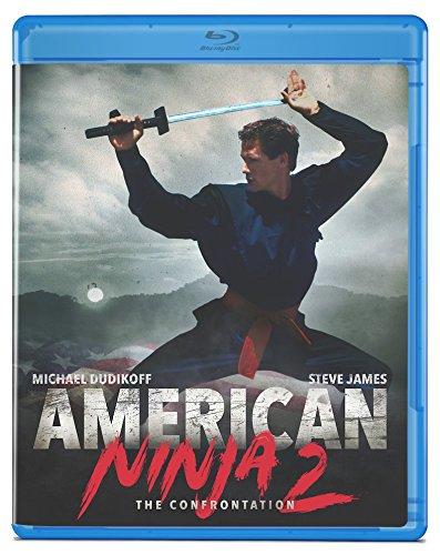 American Ninja 2: Confrontation [Blu-ray]