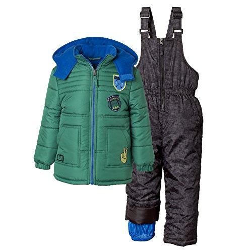 Quilted Snowsuit - 9