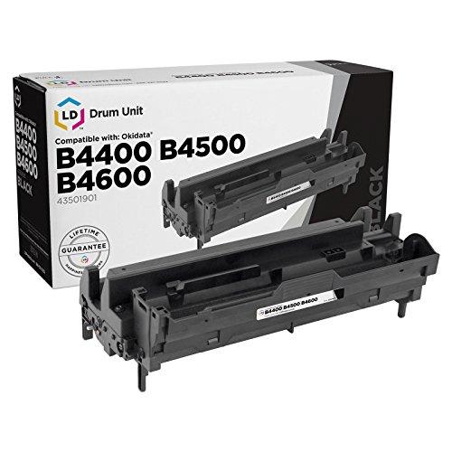 LD Okidata Compatible 43501901 Black Laser Drum Unit