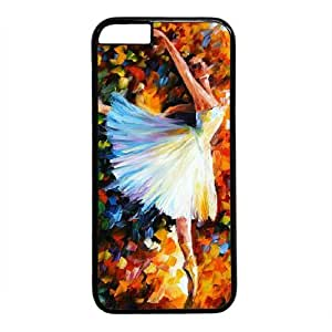 Ballet Dance Oil Painting Theme Iphone 6 Case(4.7inch)