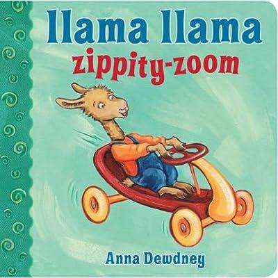 Llama Llama Zippity-zoom Llama Llama Board Books by Viking Juvenile