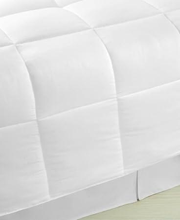 Captivating Home Design Down Alternative King Comforter,White,King
