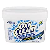 OxiClean White Revive Laundry Whitener + Stain Remover, 3.0 LB - 2 Pack
