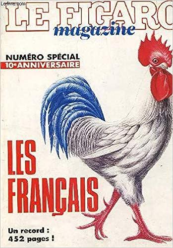 Amazon Fr Le Figaro Magazine Numero Special 10eme