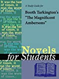 A study guide for Booth Tarkington's