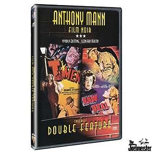 Anthony Mann Film Noir Double Feature: Raw Deal/T-Men [Import]