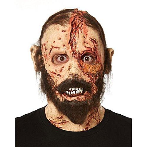 Costume Beautiful Bearded Walker Mask