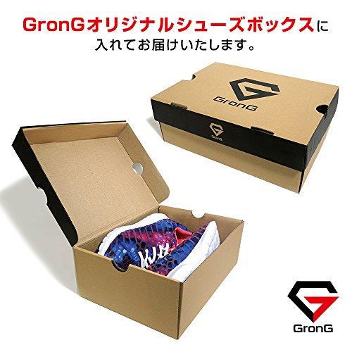 (グロング) GronG ランニングシューズ レディース メンズ 軽量