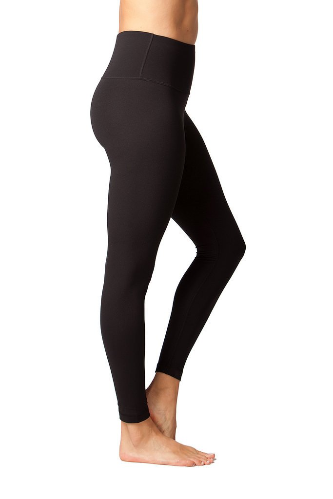 c49afa1849936 Yogalicious High Waist Ultra Soft Lightweight Leggings - High Rise ...