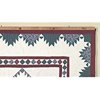 Quilt Rack Natural Birch 63 Rack | Renovators Supply