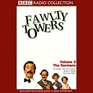 Fawlty Towers, Volume 2 Radio/TV Program