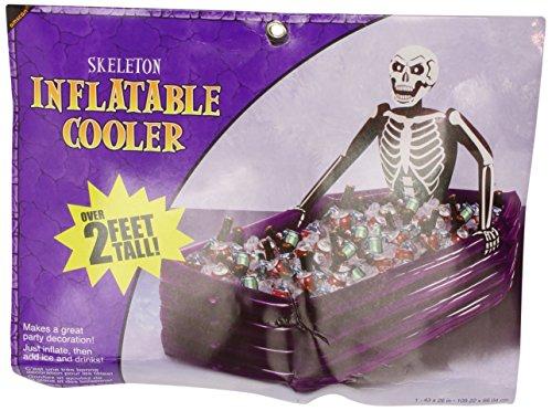 Amscan International Inflatable Cooler Skeleton ()