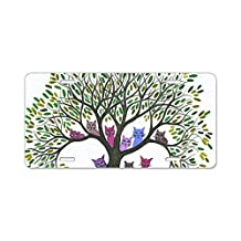 CafePress - Payette Stray Cats - Aluminum License Plate, Front License Plate, Vanity Tag