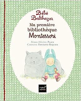Coffret Bebe Balthazar Pedagogie Montessori Amazon Fr