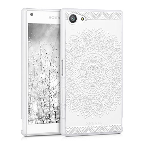 kwmobile-elegant-and-light-weight-crystal-case-design-flower-for-sony-xperia-z5-compact-in-white-tra