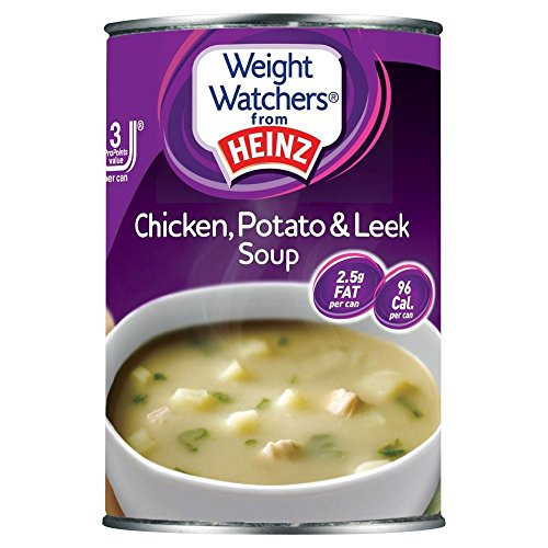 Weight Watchers from Heinz Chicken Potato & Leek Soup ()